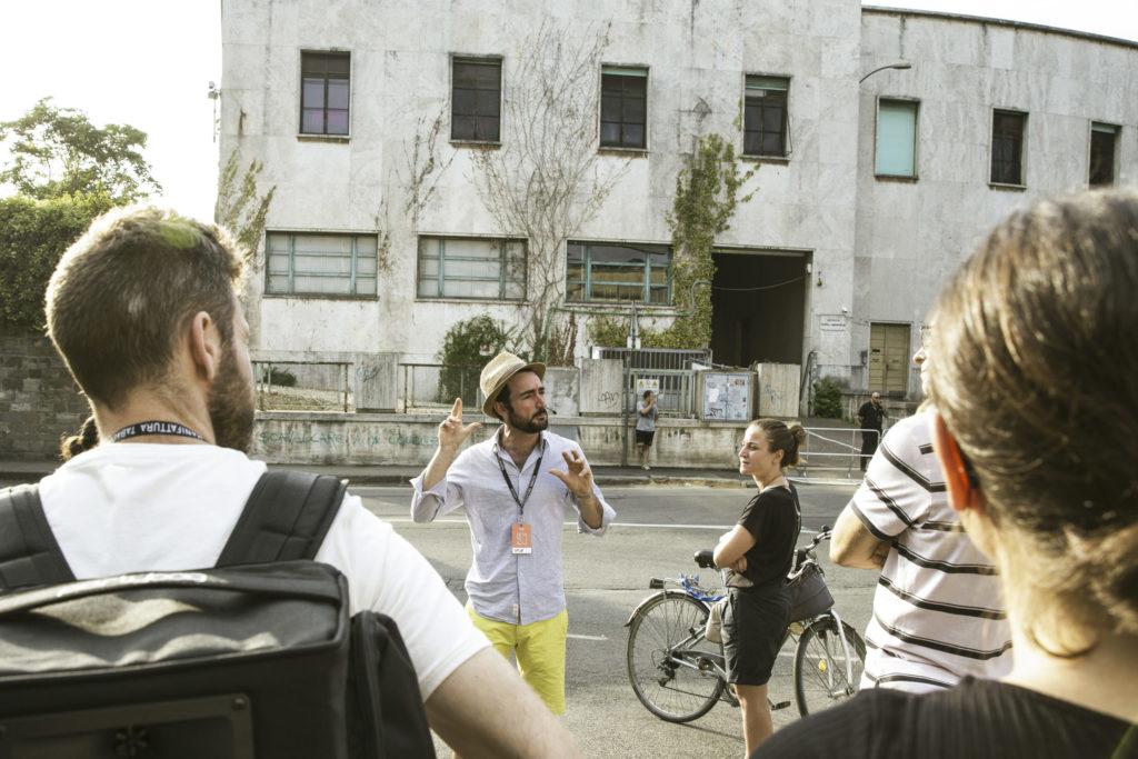 Grand Tour in Bicicletta Manifattura Tabacchi