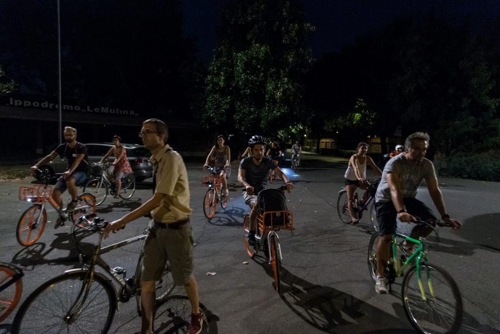 Grand tour in bici Manifattura Tabacchi