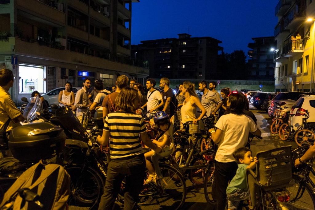 Grand tour in bicletta Firenze