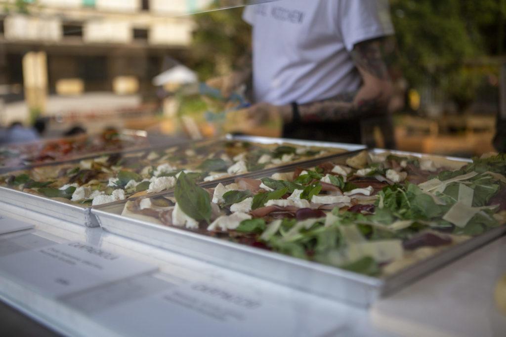 Pizza gourmet Soul Kitchen Manifattura Tabacchi B9
