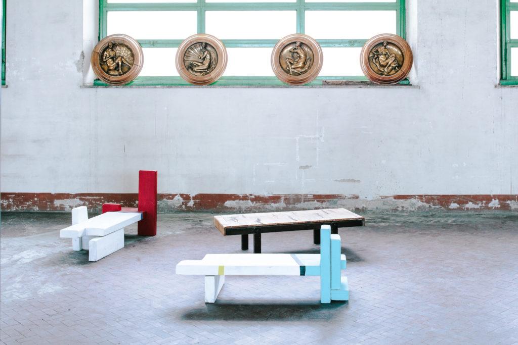 Show room Duccio Maria Gambi Sculture